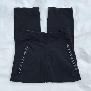 Lululemon Size 10 Black Fitness Track Pants